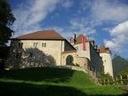 Château de Gruyères (SUISSE)