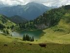 Lac et Pointe d'Arvouin