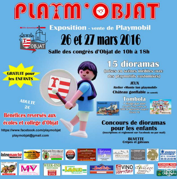 Playm'Objat - 2016